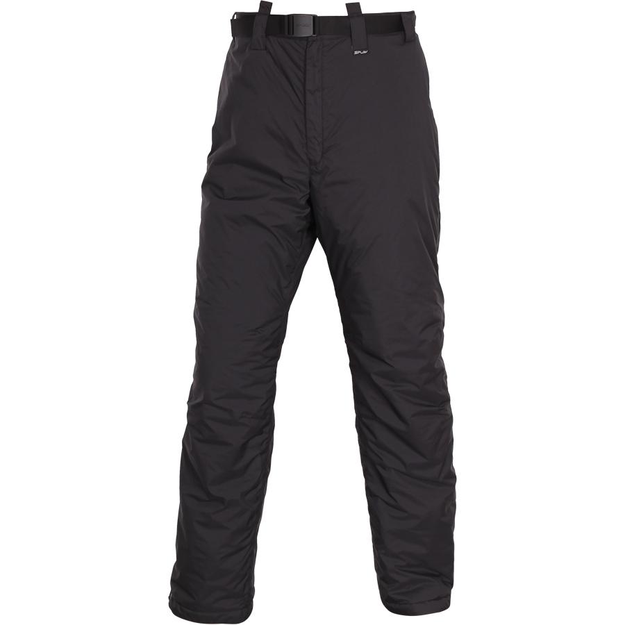 Брюки-самосбросы утепленные Course черные, Зимние брюки и полукомбинезоны - арт. 1036750348