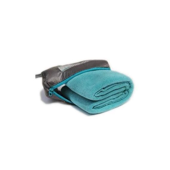 Полотенце ультралёгкое Traveling Towel NAVY BLUE/M/102г/40x75см, TB520231, Туалетные принадлежности - арт. 1016290398