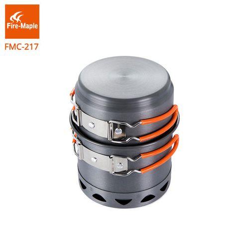 Набор посуды с теплообменной системой FMC-217 268г./0,63л и 0,44л, Посуда - арт. 1016370196