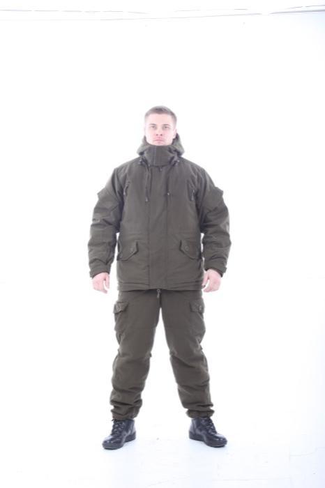 Костюм Горка-зима Active мембрана олива темная - артикул: 983760239