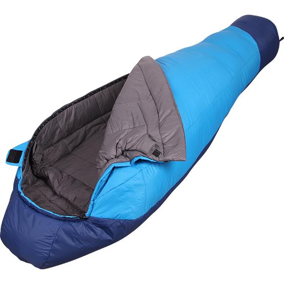Купить Спальный мешок Fantasy 233 синий/голубой L, Компания «Сплав»