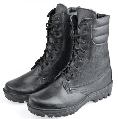 Ботинки с высоким берцем Вымпел-NORD на шерстяном меху
