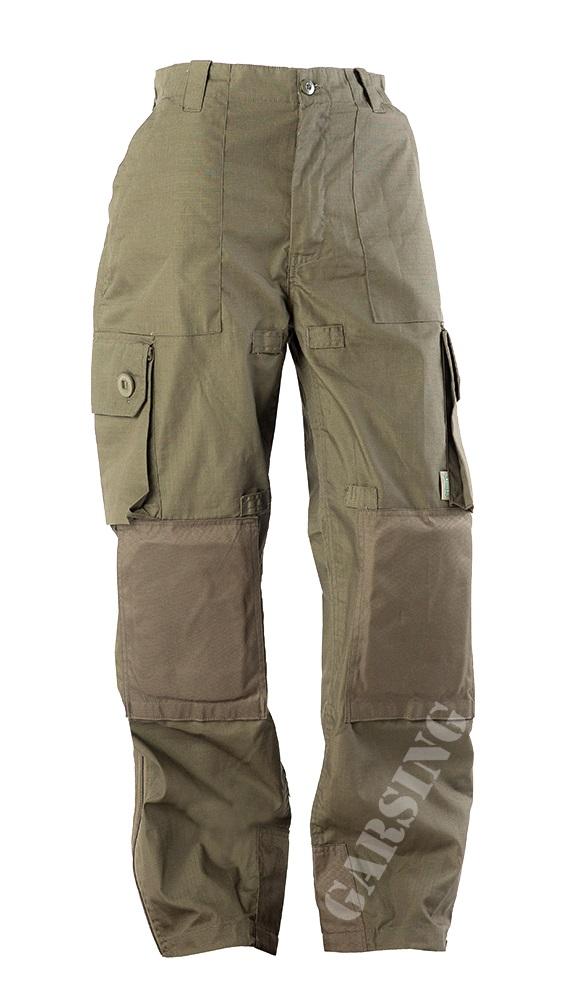 Брюки Smoke ГРУ GSG-9 с усиленными наколенниками олива, Тактические брюки - арт. 897980344