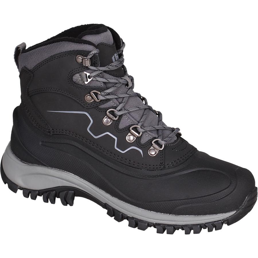 Ботинки THB Vinson утепленные серые, Треккинговая обувь - арт. 1149410252