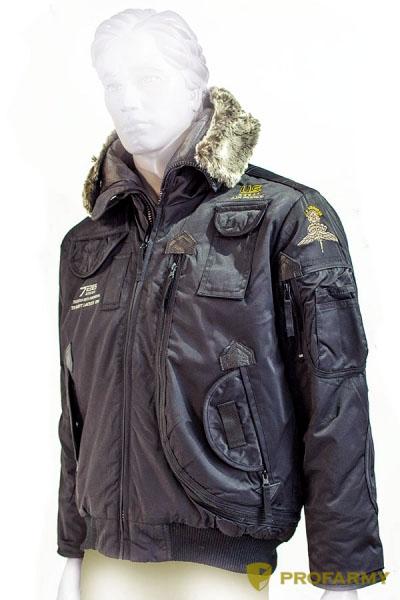 Куртка 7.26 черн, Демисезонные куртки - арт. 902540334