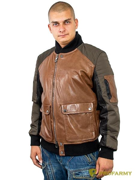 Куртка МК/17-4К Maxsibas Vegital+Baron Black Oxford khaki dark, Демисезонные куртки - арт. 1052860334