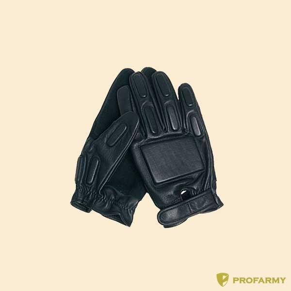 Перчатки кожаные боевые SEC 12501002