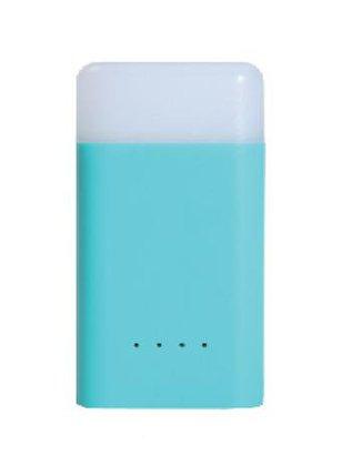 Фонарь+Зарядное устройство, ударопрочный и водостойк. CUBE QUICK Power Bank Light, 400люмен/10800мАч Green, GY020005, Батарейки и аккумуляторы - арт. 814520464