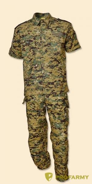 Костюм Лето, короткий рукав, Американская цифра, Летние костюмы - арт. 893040260