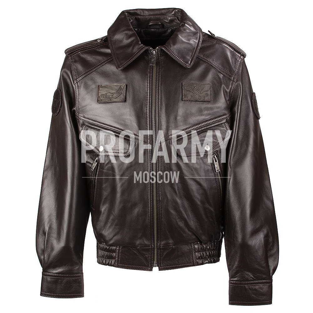Куртка демисезонная Nappa Brown, Демисезонные куртки - арт. 903110334
