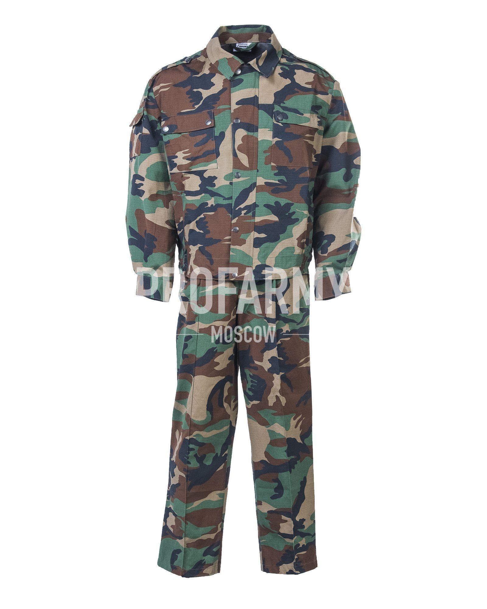 Костюм СКС (Woodland) RipStop, Тактические костюмы - арт. 1051790259