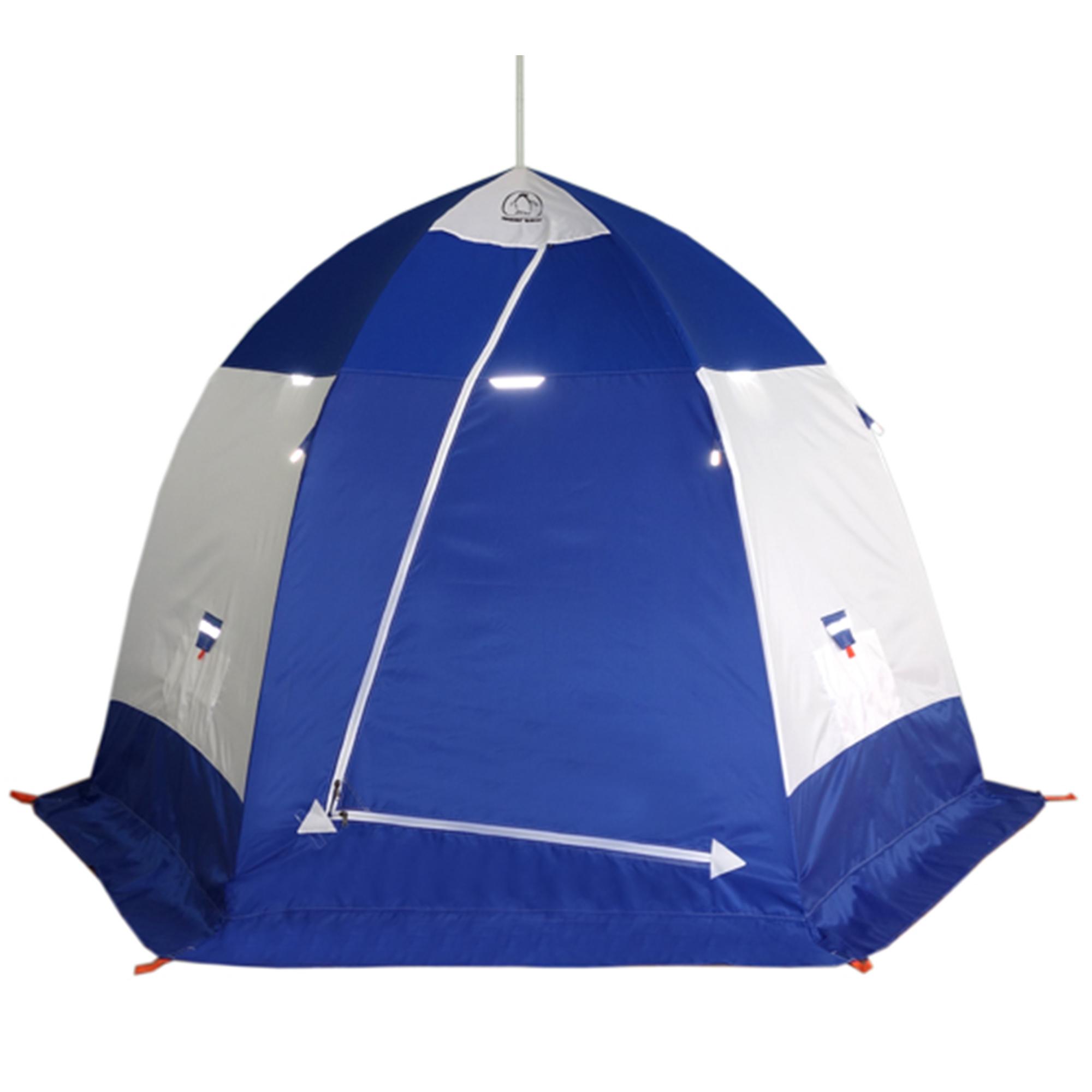 Палатка-зонт ПИНГВИН Пингвин 3 (1-слойная), Палатки - арт. 1128410162