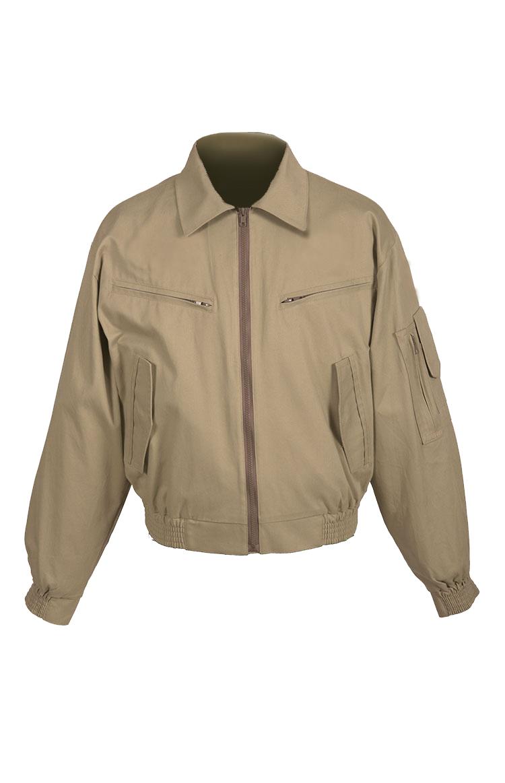 Куртка-ветровка полетная смесовая 4208 - артикул: 667480331