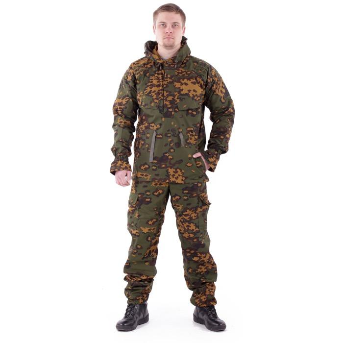 Костюм Снайпер-2 анорак рип-стоп с налокотниками и наколенниками партизан, Куртки - арт. 983260156