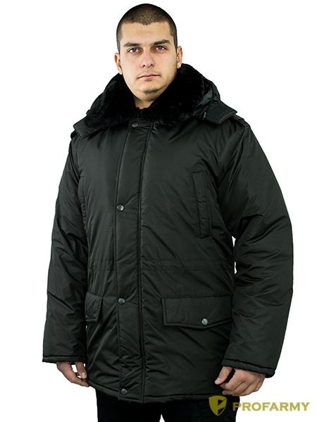 Куртка СВ-Комфорт таслан чёрный, Демисезонные куртки - арт. 1053070334