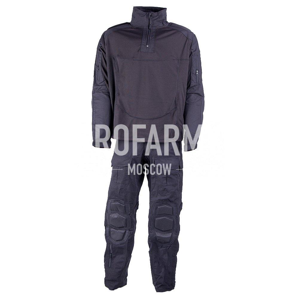 Костюм тактический 91G09 летний (черный), Летние костюмы - арт. 901650260