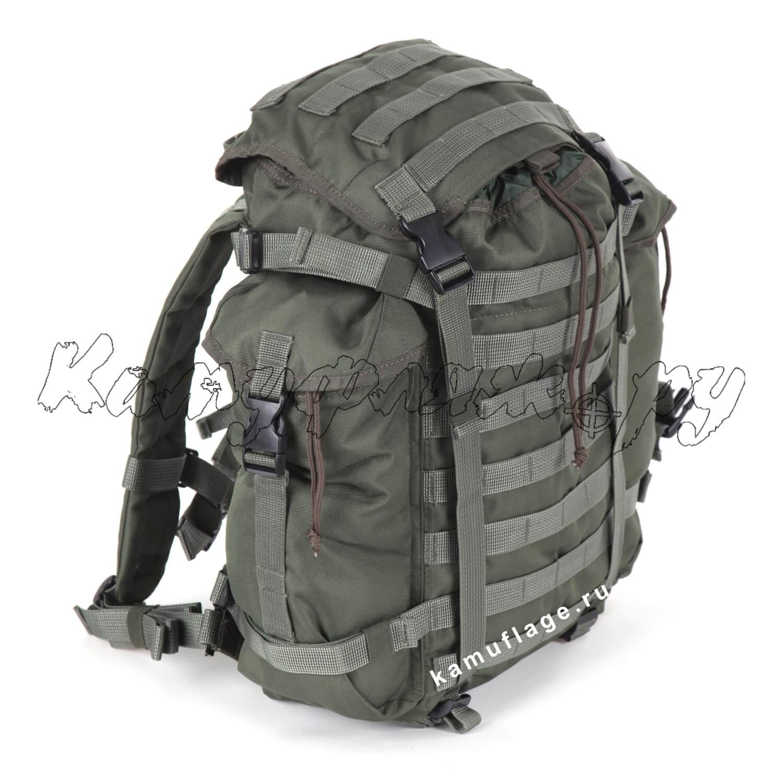 Ранец патрульный УМБТС 6ш112 25 литров Nylon 900 Den олива, Тактические рюкзаки - арт. 1001610264