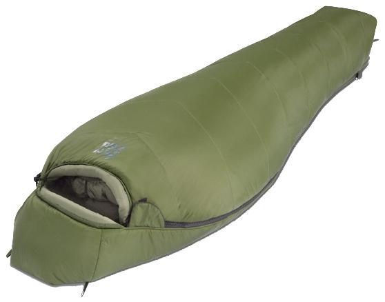 Мешок спальный MARK 2.32 SB olive, right, 7232.10071, Экстремальные (Зима) спальники - арт. 276950370