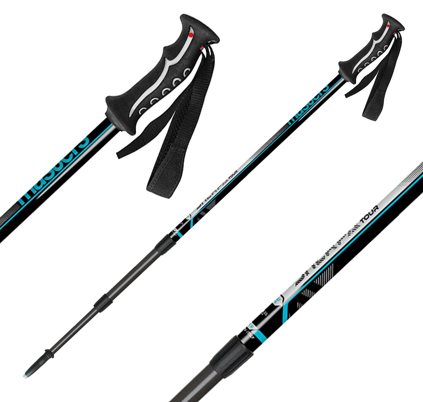 Телескопические палки, SHERPA TOUR, RECREATIONAL TREKKING СЕРИЯ 01S1316, Треккинговые палки - арт. 510160287