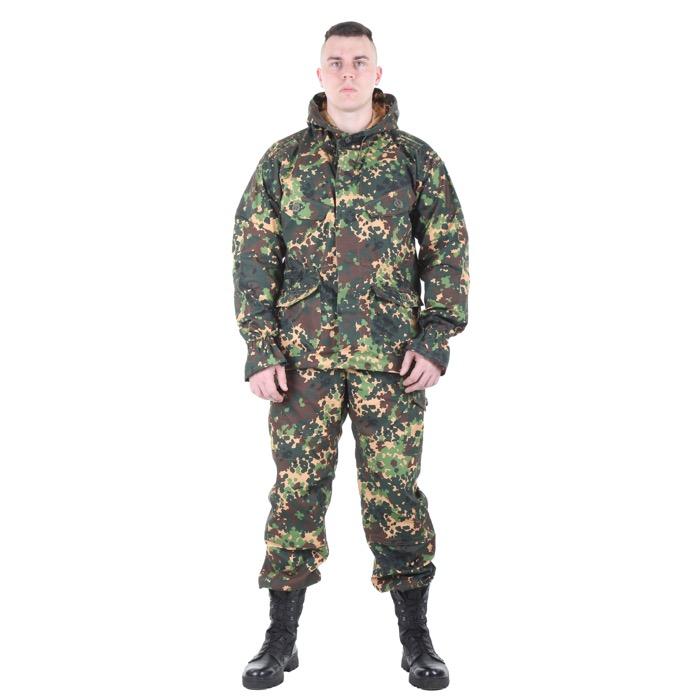 Костюм Снайпер-2 рип-стоп с налокотниками и наколенниками излом, Тактические костюмы - арт. 983250259