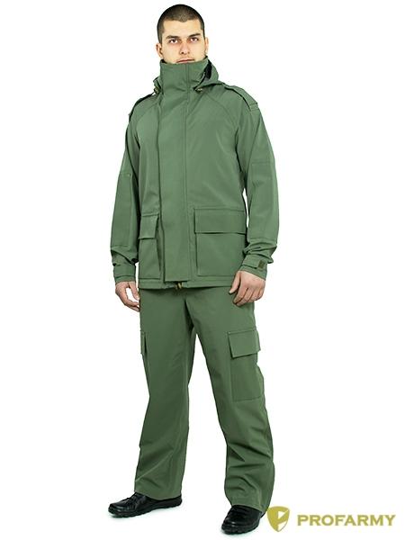Костюм мембранный Rain off TPM-03 олива, Тактические костюмы - арт. 1051530259