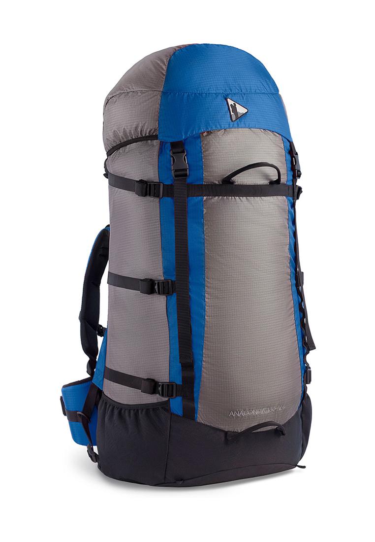 Купить Рюкзак BASK ANACONDA 130 V4 черный/синий, Компания БАСК