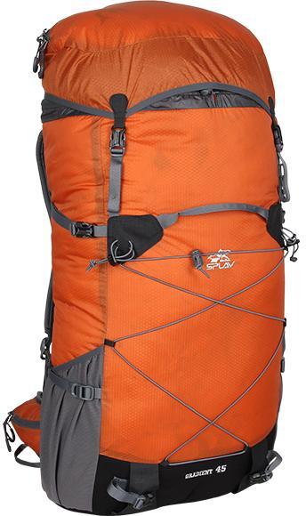 Рюкзак Gradient 45 кирпичный