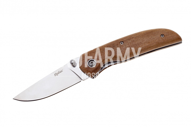 Нож Ирбис дерево