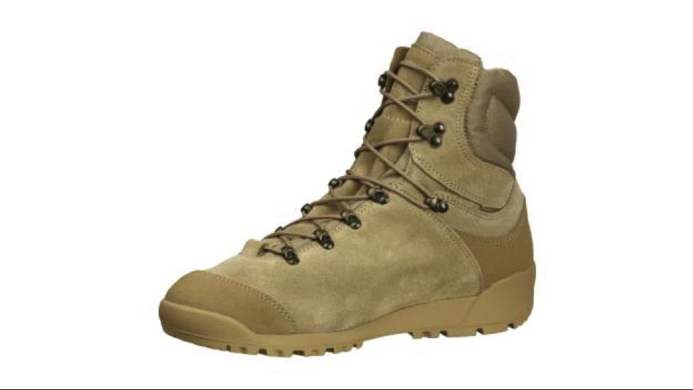 Ботинки штурмовые Мангуст 24043 песок, Ботинки с высокими берцами - арт. 1118340245