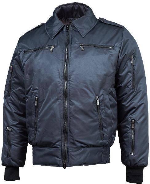 Куртка демисезонная МПА-34 (Пилот) синий твил/файбертек 120