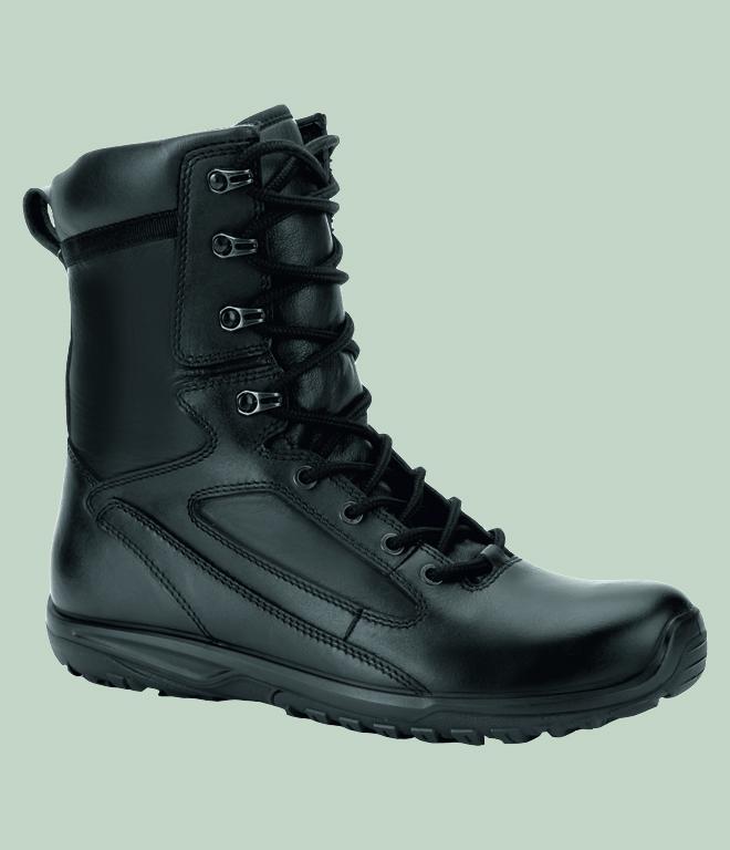Ботинки с высокими берцами 382 Тактик черные, Ботинки с высокими берцами - арт. 999950245