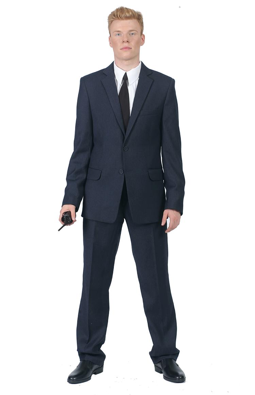 Костюм классический офисный мужской полиэфирная 1212 - артикул: 667230248