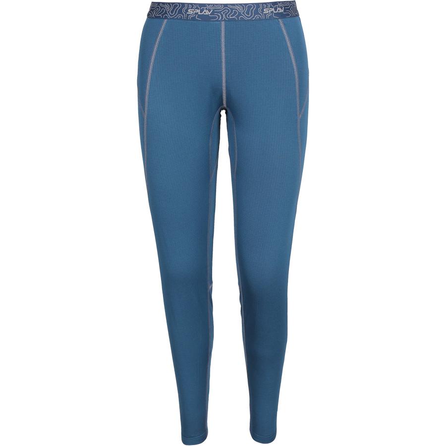 Купить Термобелье женское Energy брюки Thermal Grid light морская волна, Компания «Сплав»