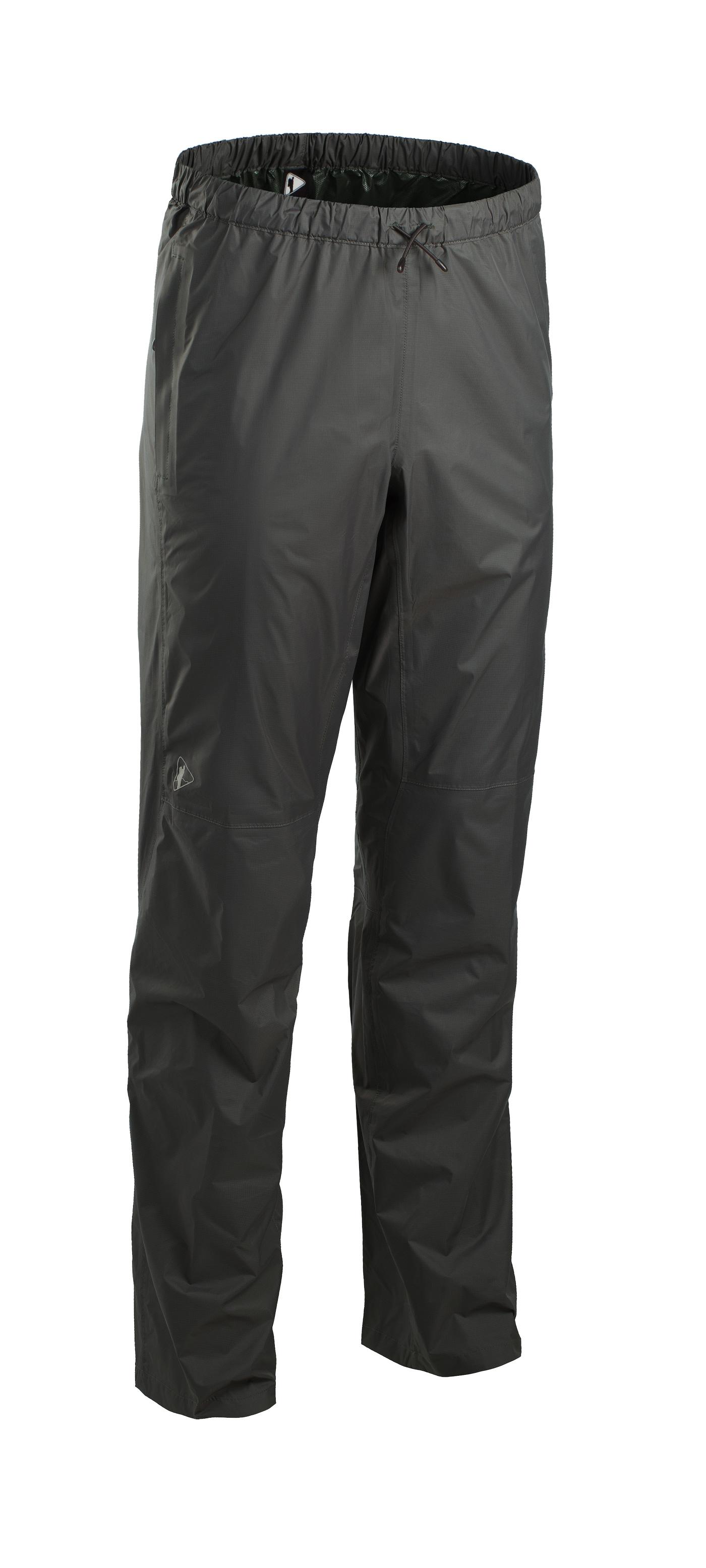 Мембранные брюки BASK UNISTORM PNT черные, Демисезонные брюки - арт. 162500350