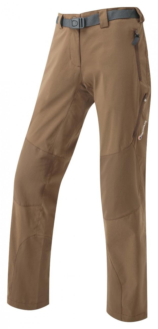 Брюки женские TERRA RIDGE PANTS REG LEG HAZELNUT, FTRPAHAZ, Демисезонные брюки - арт. 689140350