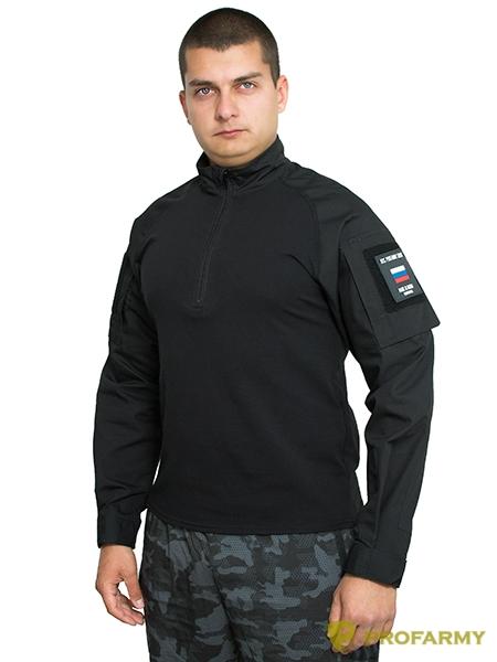 Рубашка тактическая Condor 210 TPR-16 black