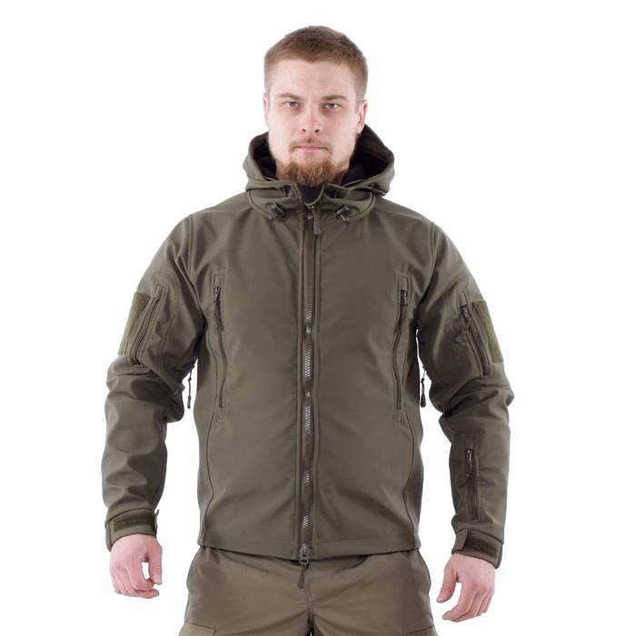 Куртка Keotica Патриот Softshell олива темная, Куртки - арт. 984360156