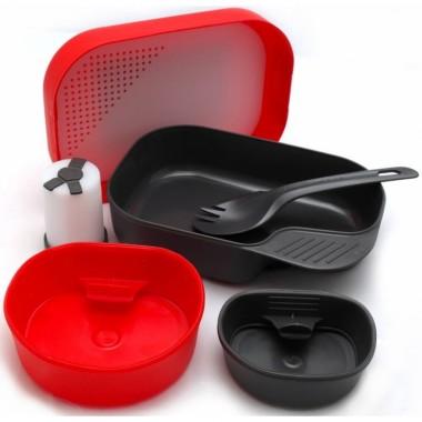 Портативный набор посуды CAMP-A-BOX® COMPLETE RED, W10268 - артикул: 828400196