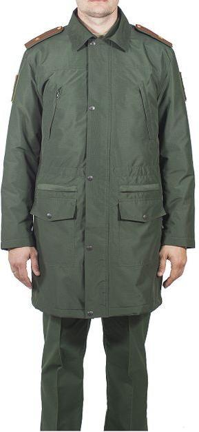 Плащ д/с мужской МПА-60 зеленый (рип-стоп), Куртки - арт. 411540156