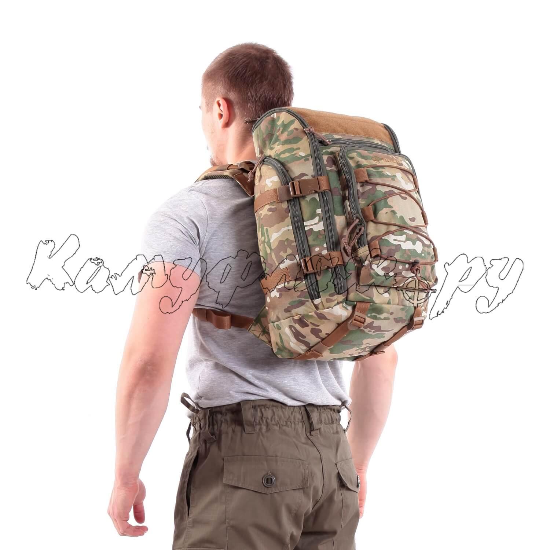 Рюкзак KE Tactical Sturm 30л Cordura 1000 Den multicam, Тактические рюкзаки - арт. 988550264