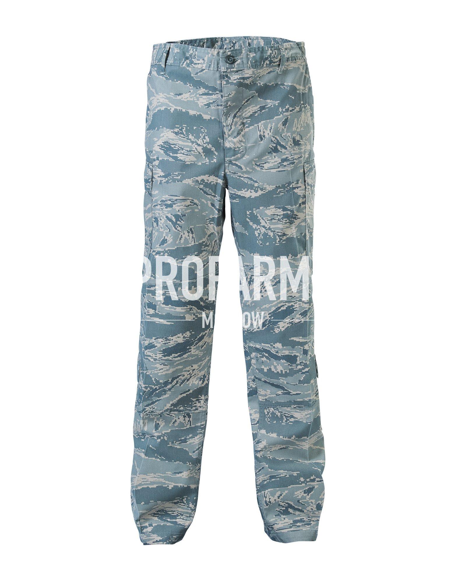 Брюки БДУ (диджитал серый), Тактические брюки - арт. 898010344