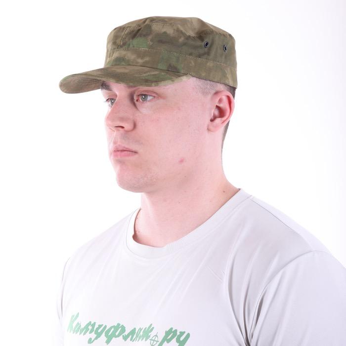 Кепи KE Combat рип-стоп A-Tacs FG