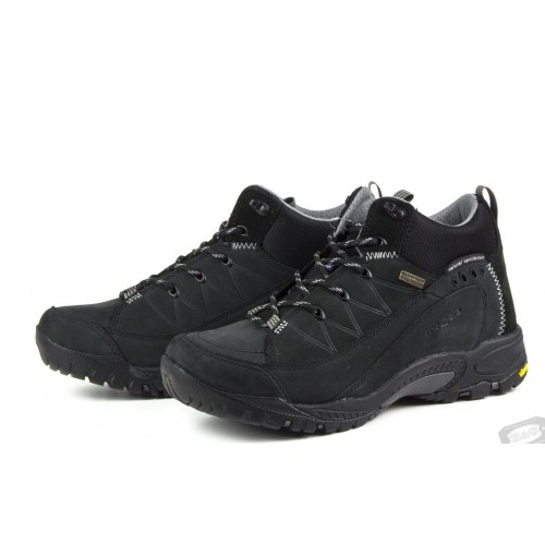 Ботинки Trezeta 10712275 Nebraska черные, Треккинговая обувь - арт. 894100252