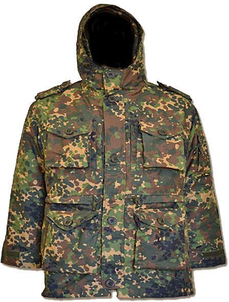 Куртка всесезонная МПА-02 (СМОК-3) софтшелл излом