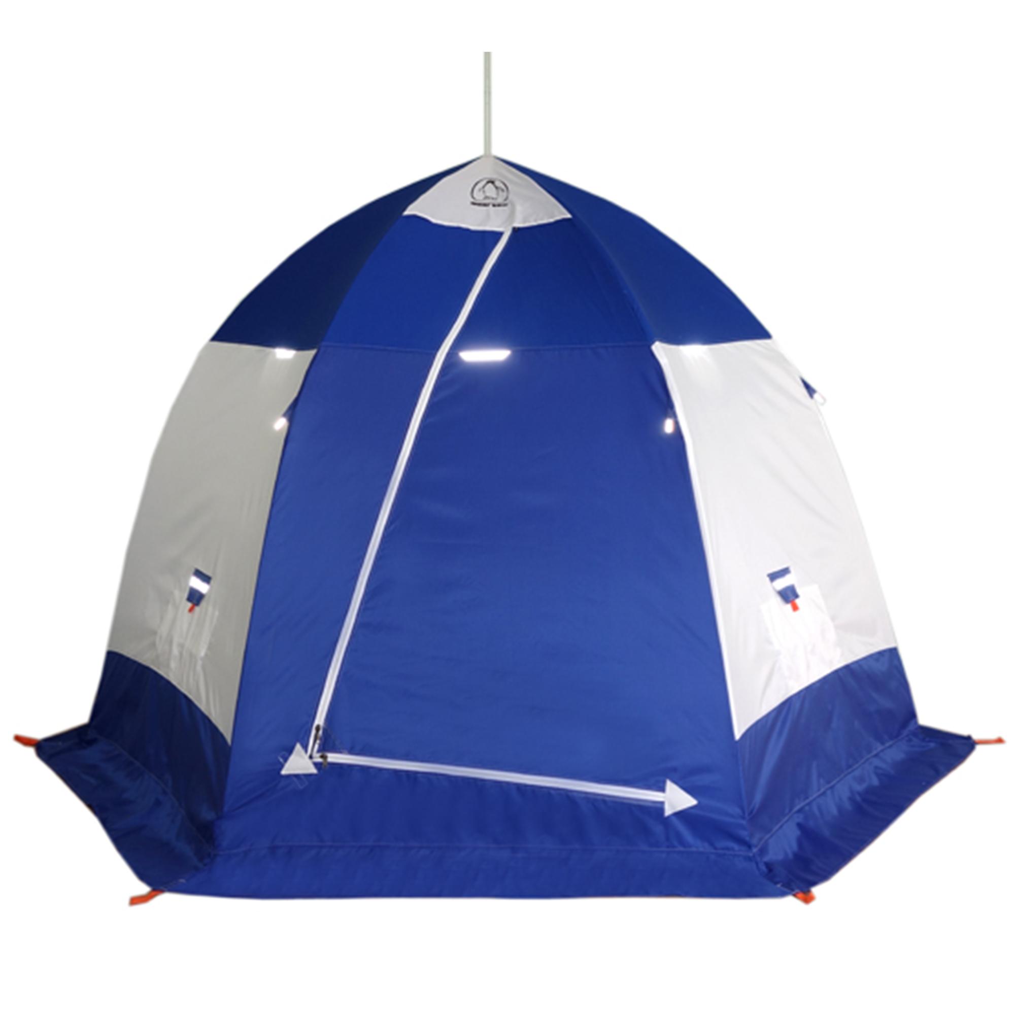 Палатка-зонт ПИНГВИН Пингвин 2 (1-слойная), Палатки - арт. 1128390162