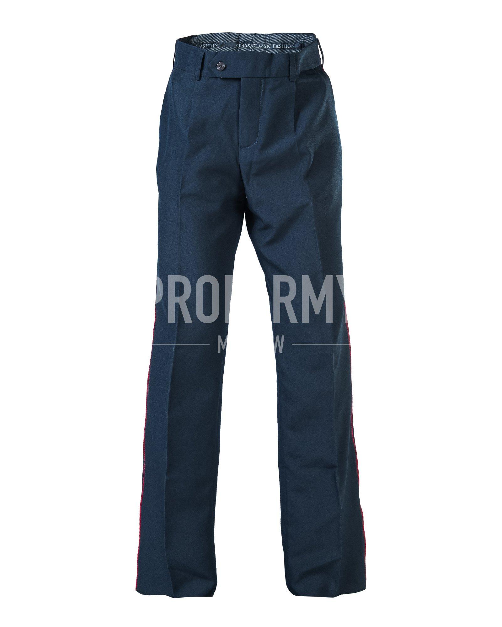 Брюки Полиция габардин, Форменные брюки - арт. 861470347
