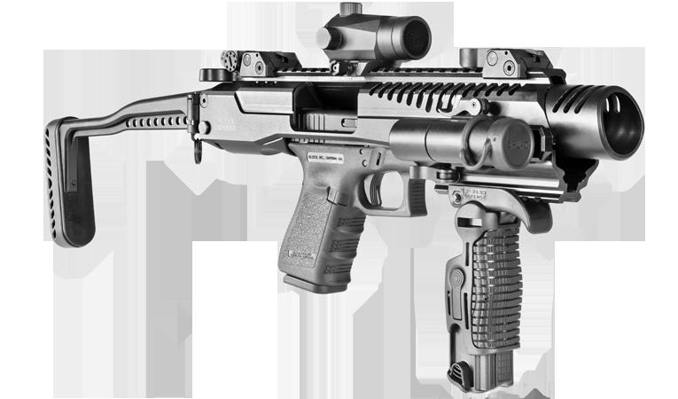 Квадрейл KPOS G2 Glock