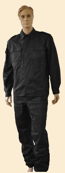 Купить Костюм Склон (модель Спецназ) RipStop черный, PROFARMY