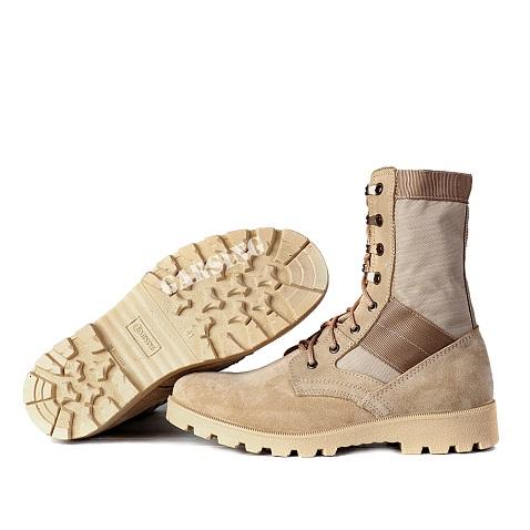 Ботинки с высокими берцами G-05108 П «TACTICS», Ботинки с высокими берцами - арт. 1000670245