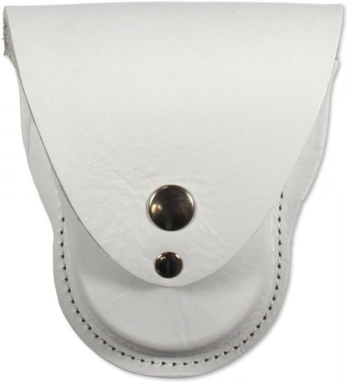 Чехол для наручников формованный белый